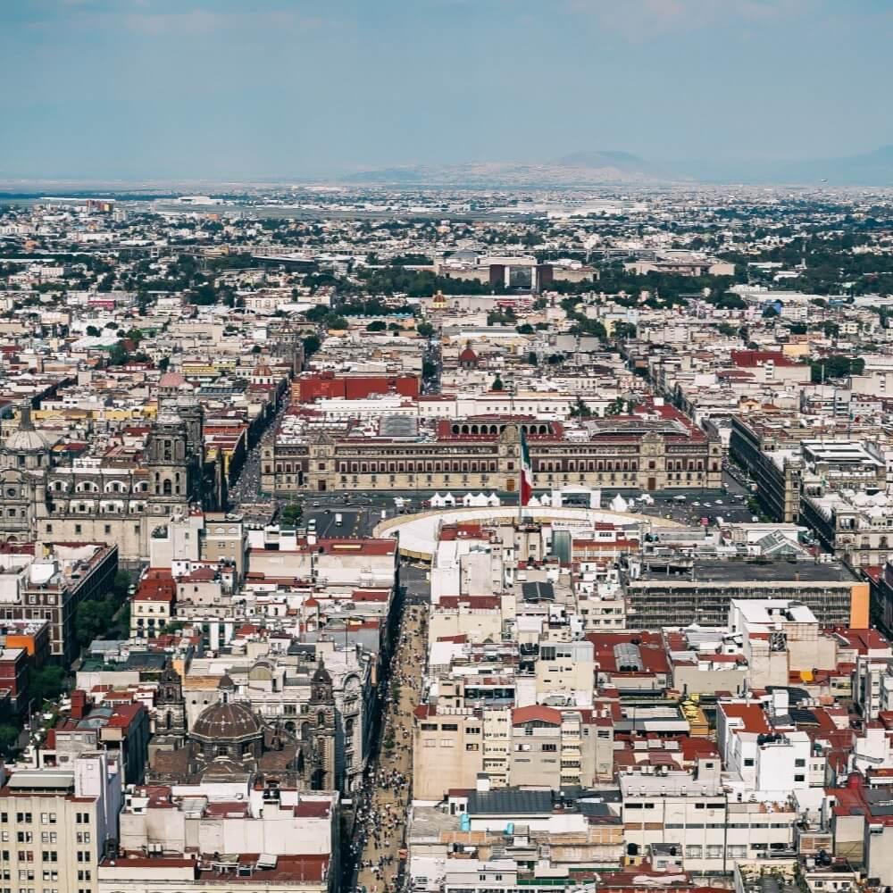 5 lugares para meditar en Ciudad de México