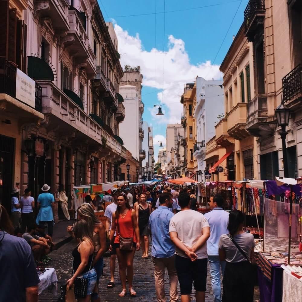 5 lugares para meditar en Buenos Aires