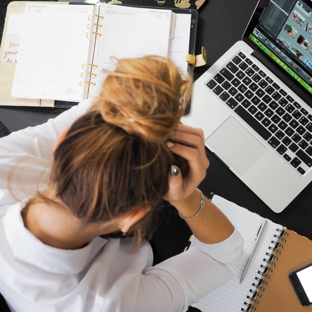 Aprenda más acerca del estrés