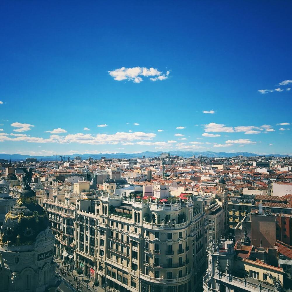 5 lugares para meditar en Madrid
