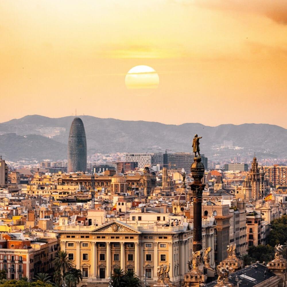 5 lugares para meditar en Barcelona