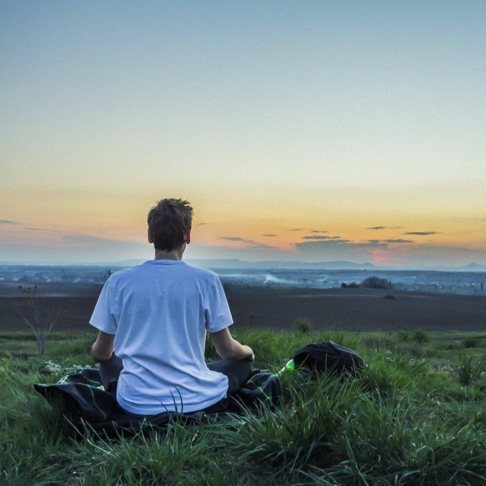 Una simple meditación plena puede cambiar tu vida