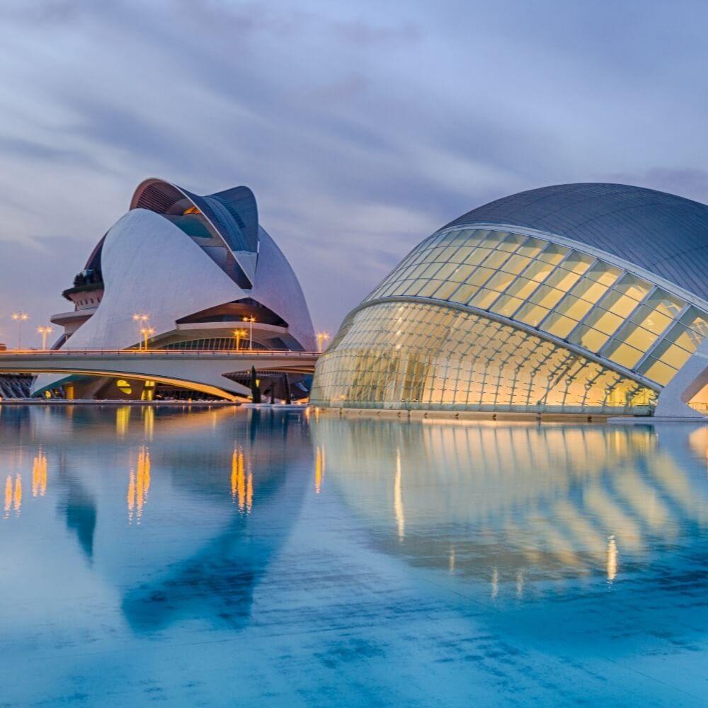 5 lugares para meditar en Valencia