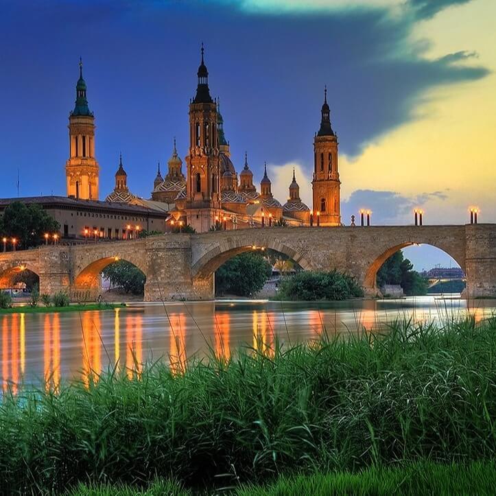 5 lugares para meditar en Zaragoza