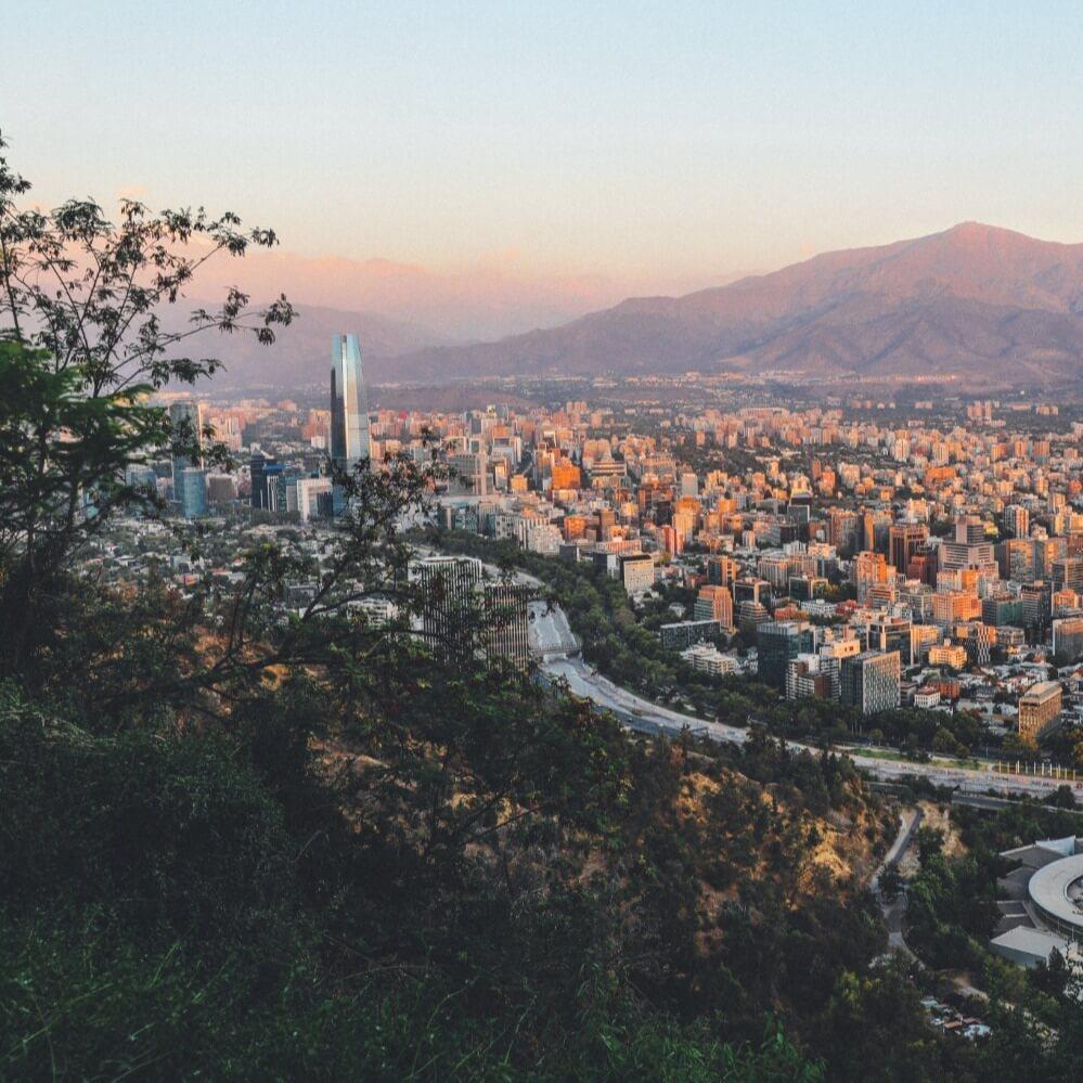 5 lugares para meditar en Santiago de Chile